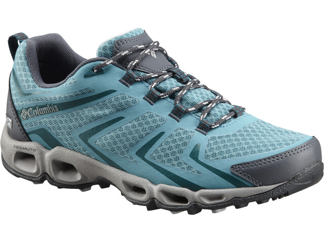Columbia Ventrailia 3 Low Outdry Shoes Damen pacific rim/silver grey